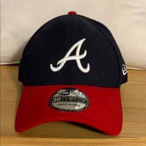 Braves hat